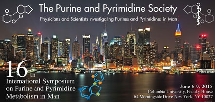 Welcome to the Purine and Pyrimidine Society website